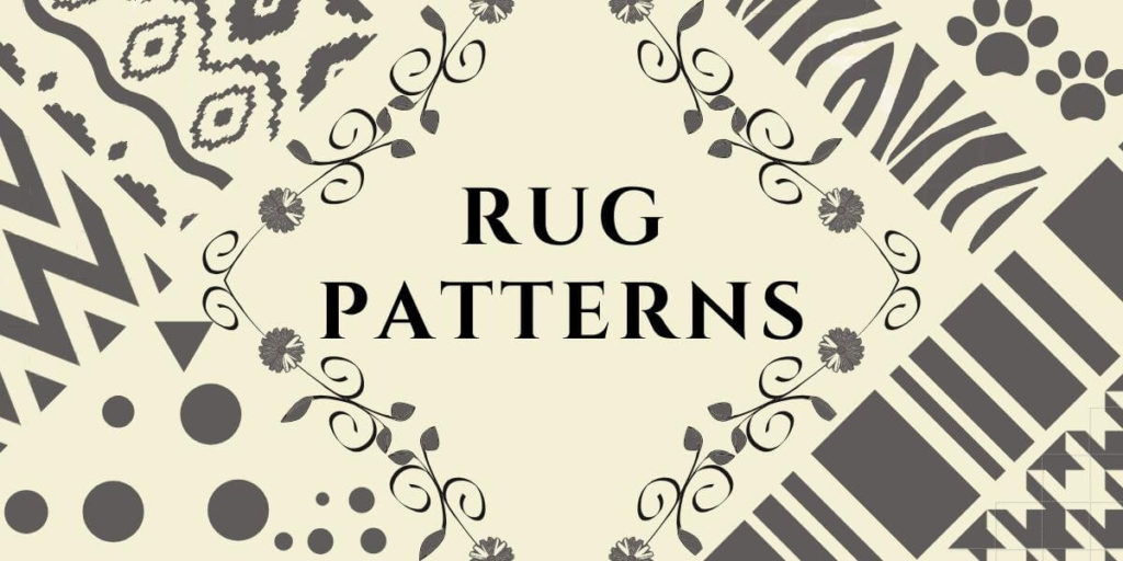 how to choose a rug pattern