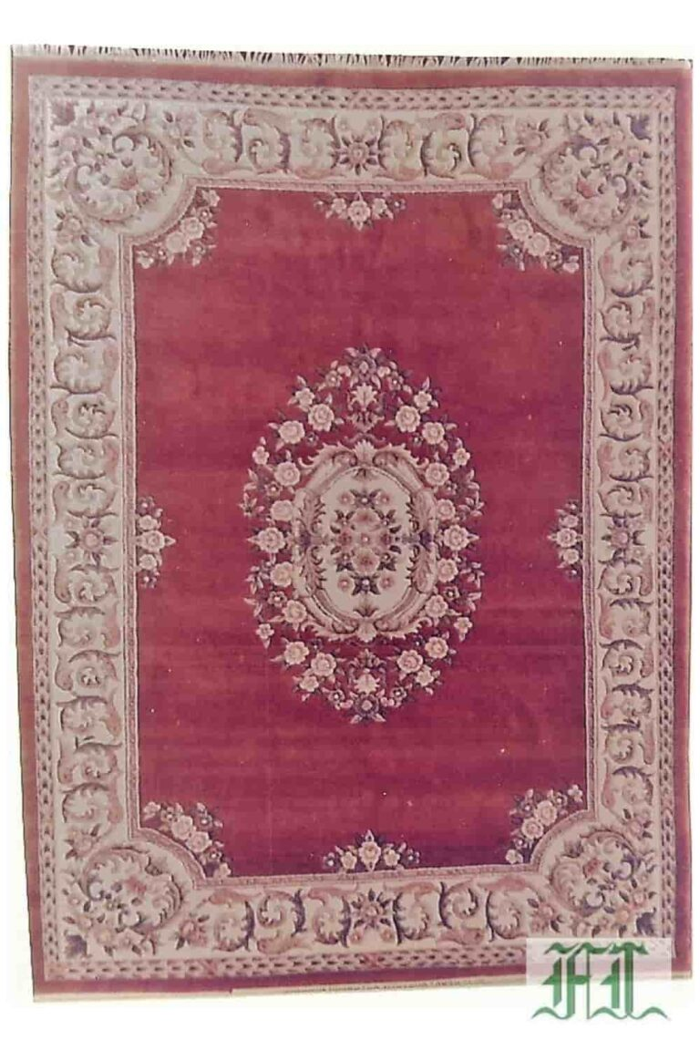 traditional aubusson carpet