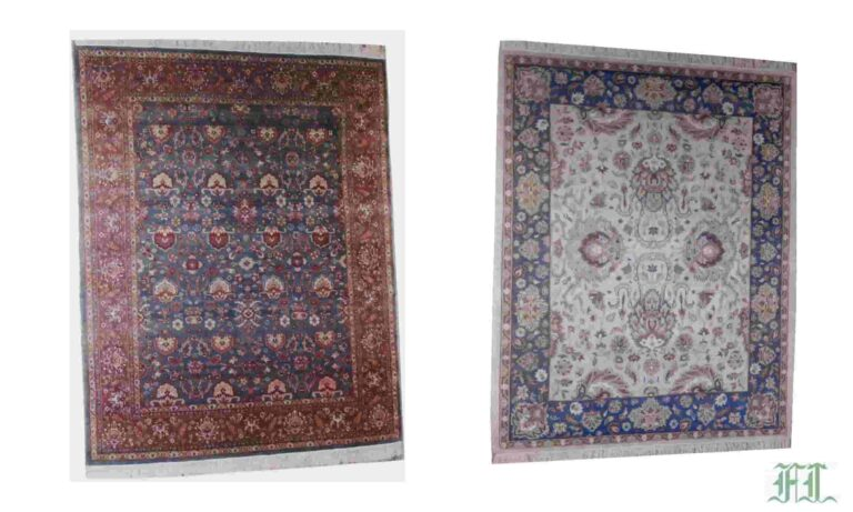 vegetable dyed oriental rugs
