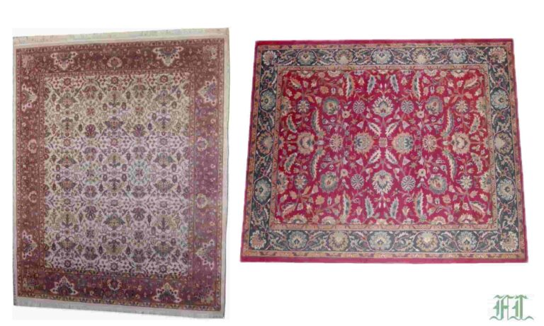 vegetable dyed persian rugs