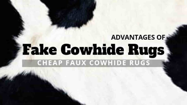 cheap faux cowhide rugs