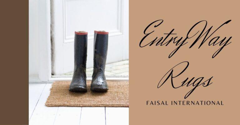 low profile rugs entryway