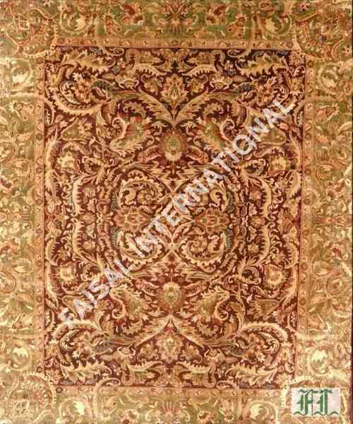 deep luster wash persian rug
