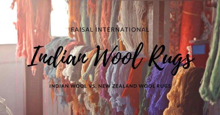 Indian Wool Rugs