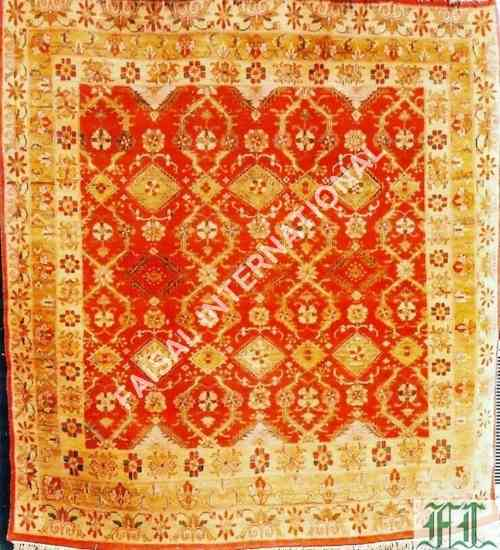 marigold washed rug faisal international