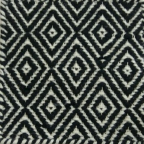 100% NZ wool flat weave rug