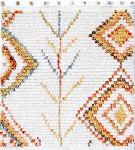 15 KPSI NZ Wool Moroccan rug