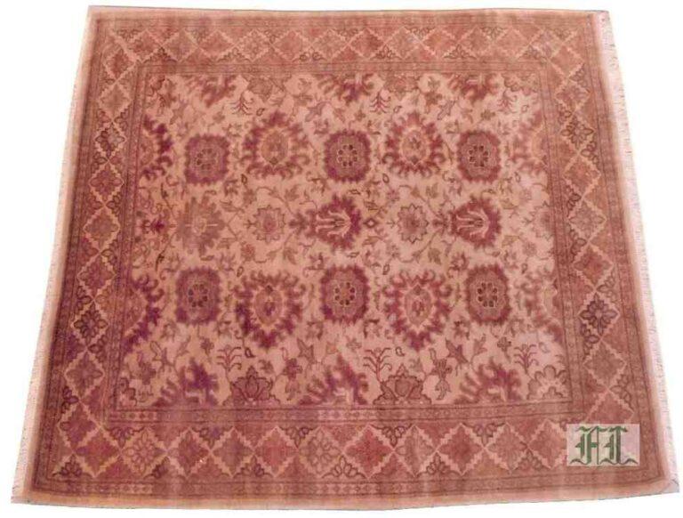 78 KPSI Ultra-low Pile Twisted NZ Wool Rug