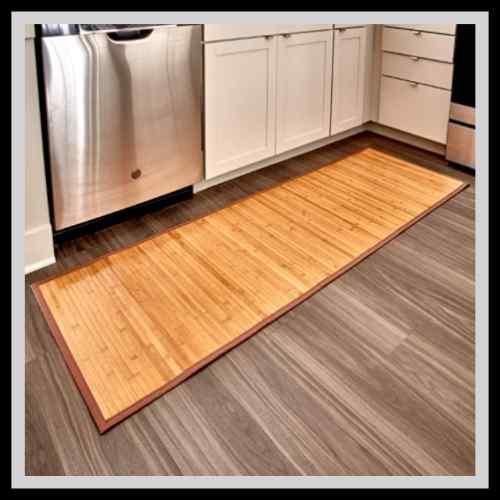 kitchen rug-rugs that look like wood