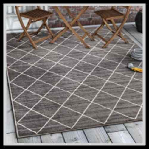 non skid antibacterial rug