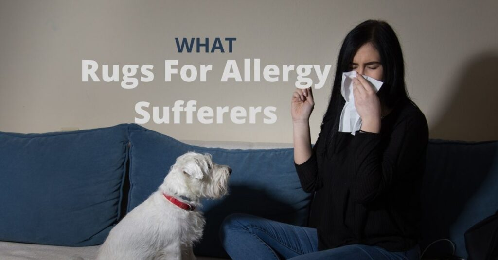 best area rugs for allergy sufferers