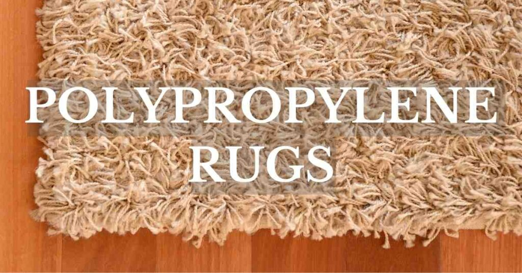 polypropylene rugs